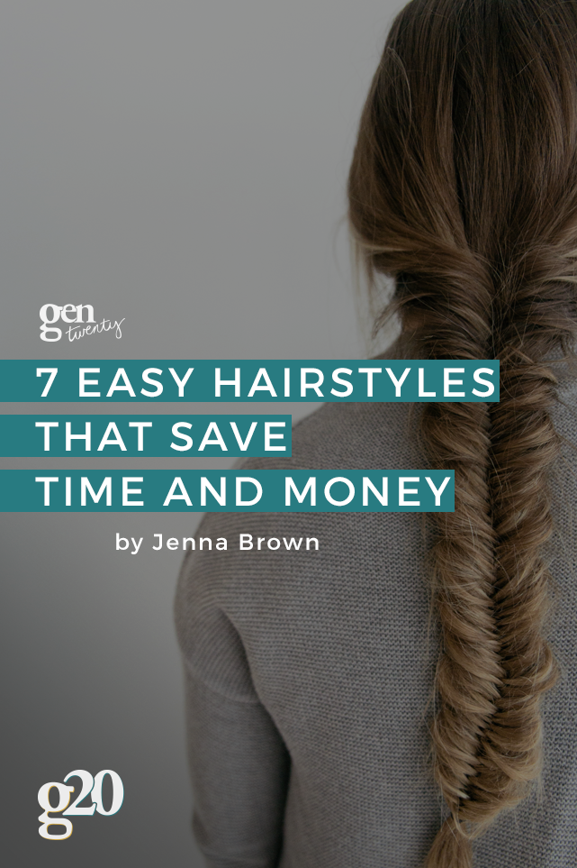 7 Trendy Hairstyles That Will Save You Time And Money