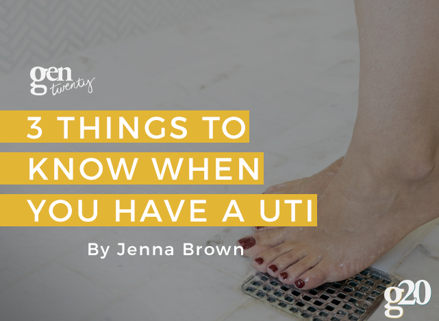 Health Diaries: 3 Things To Know About a UTI