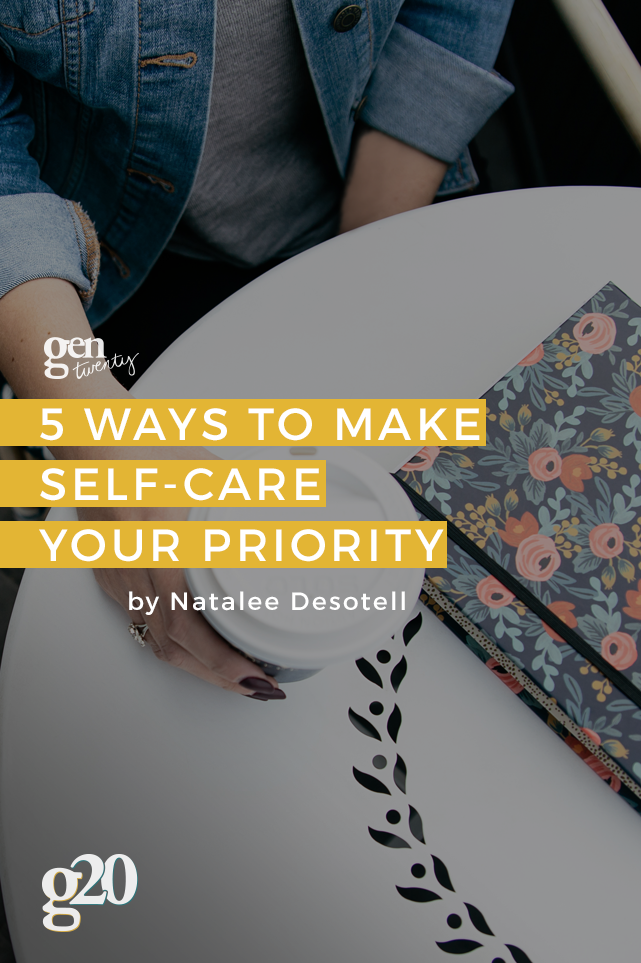 Why Self-Care Should Be a Priority This Year