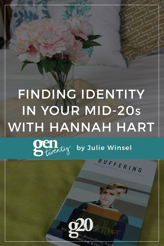 "G20Reads: Finding Joy and Identity in Hannah Hart's ""Buffering"""