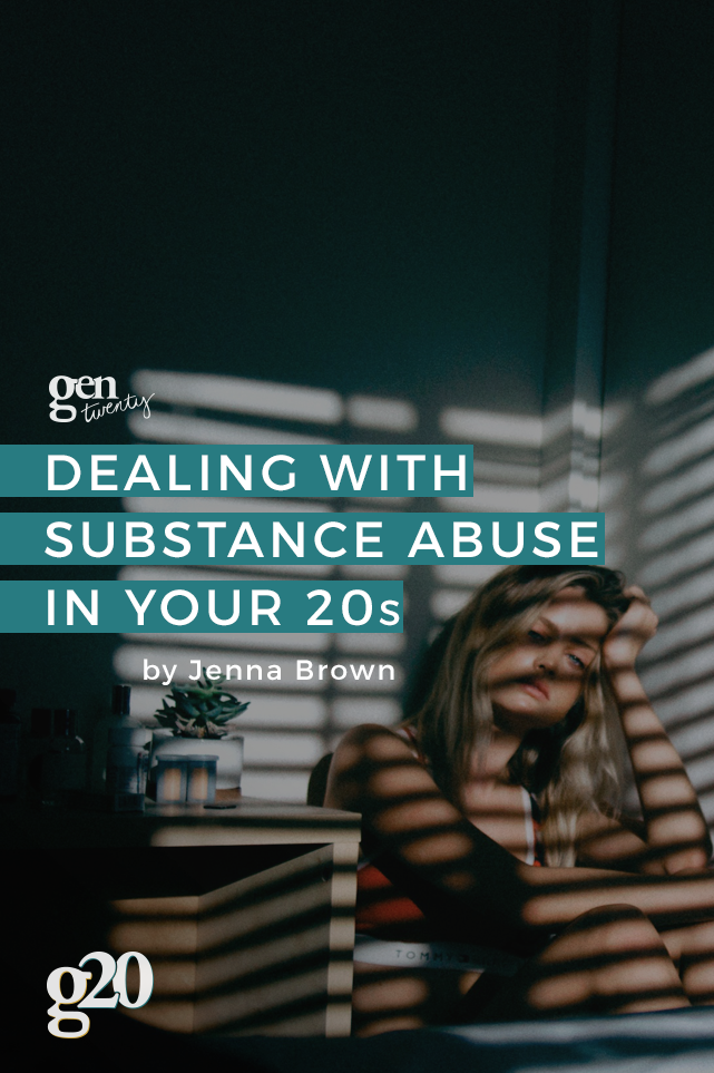 Dealing With Substance Abuse as a Twenty-Something
