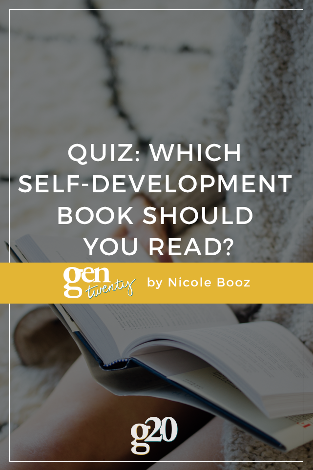Which Self-Development Book Should You Read? Take the Quiz!