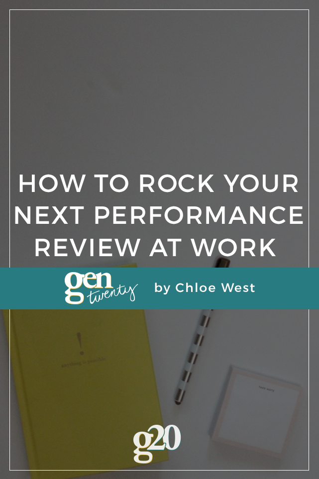 How To Rock Your Performance Review