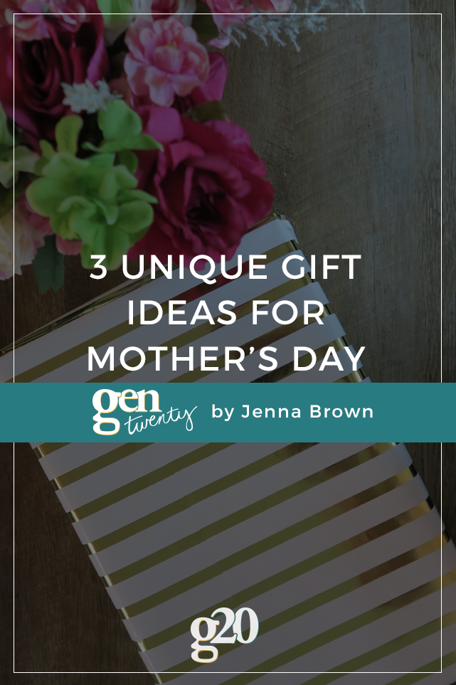 Stepping Up the Gift Game This Mother's Day
