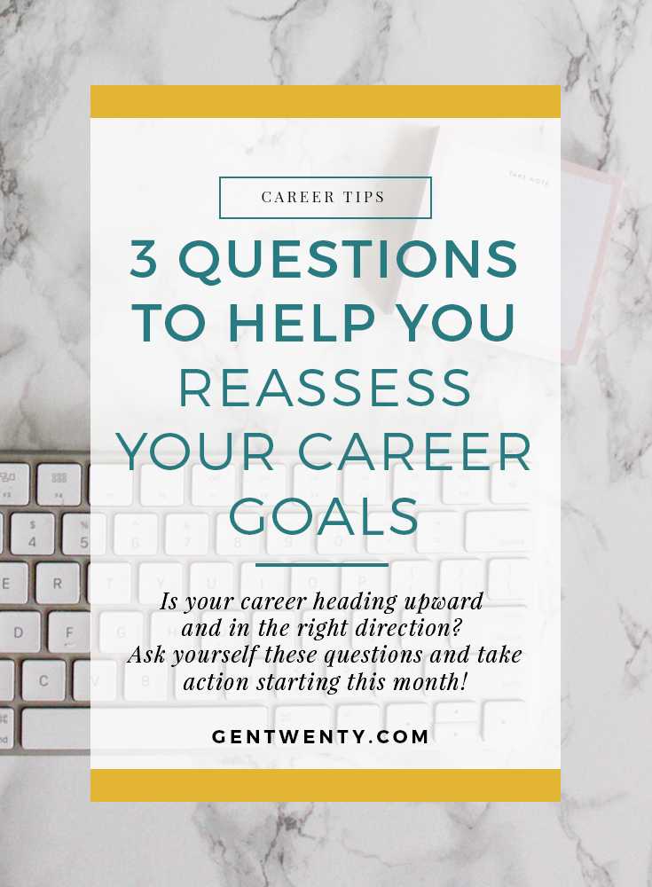 Is your career heading the upward and in the right direction?