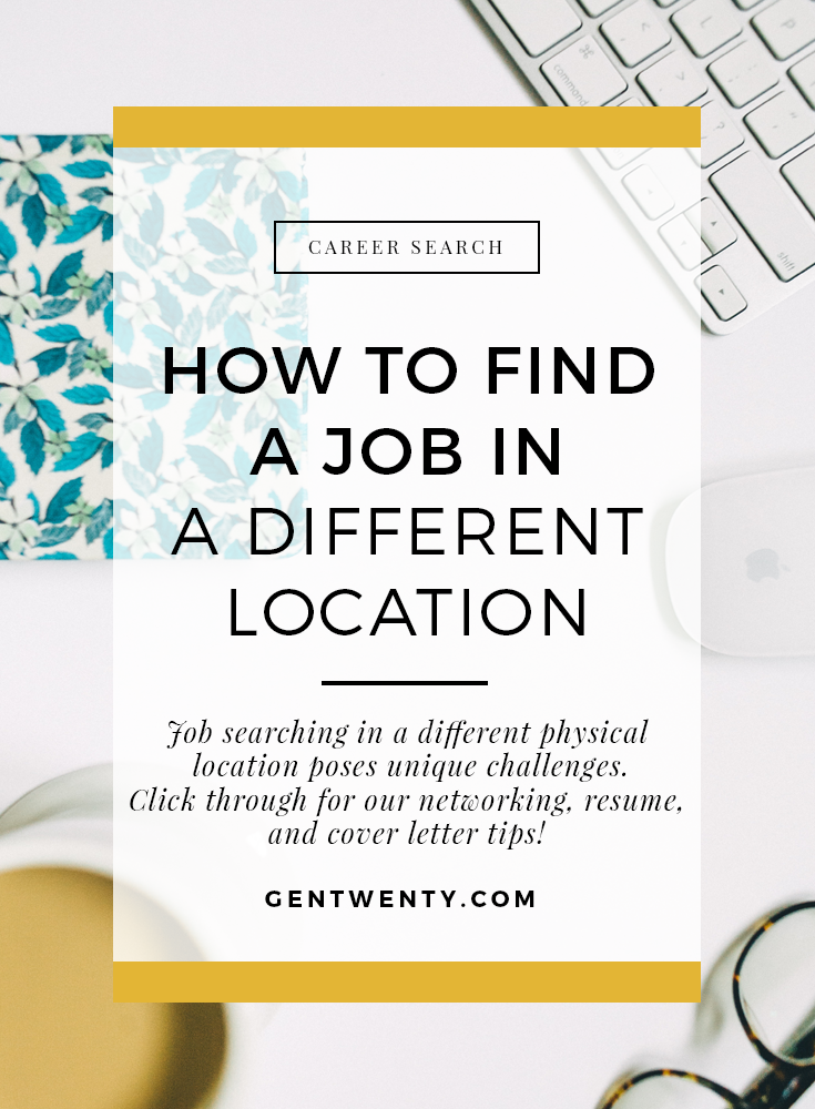 Stay organized, make those connections, branch out, land a job.