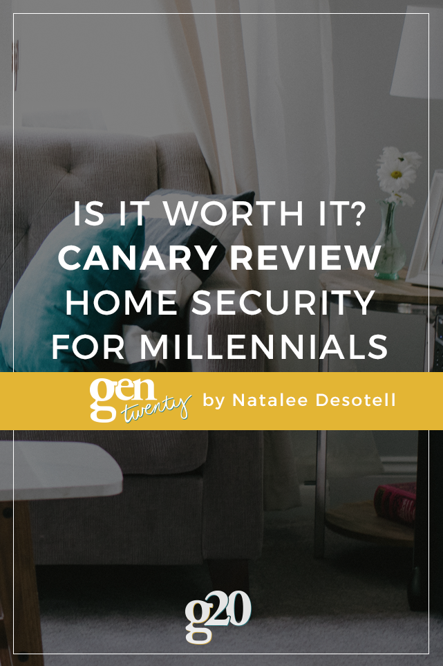Canary Security Review >> Is It Worth It Home Security For Millennials Canary Review