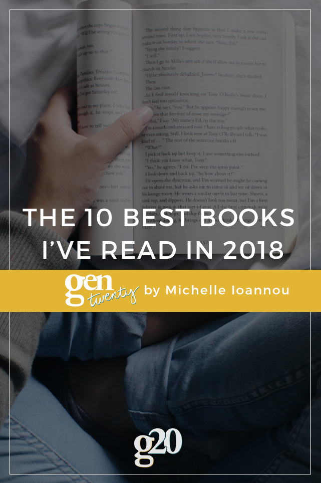 The 10 Best Books I've Read In 2018