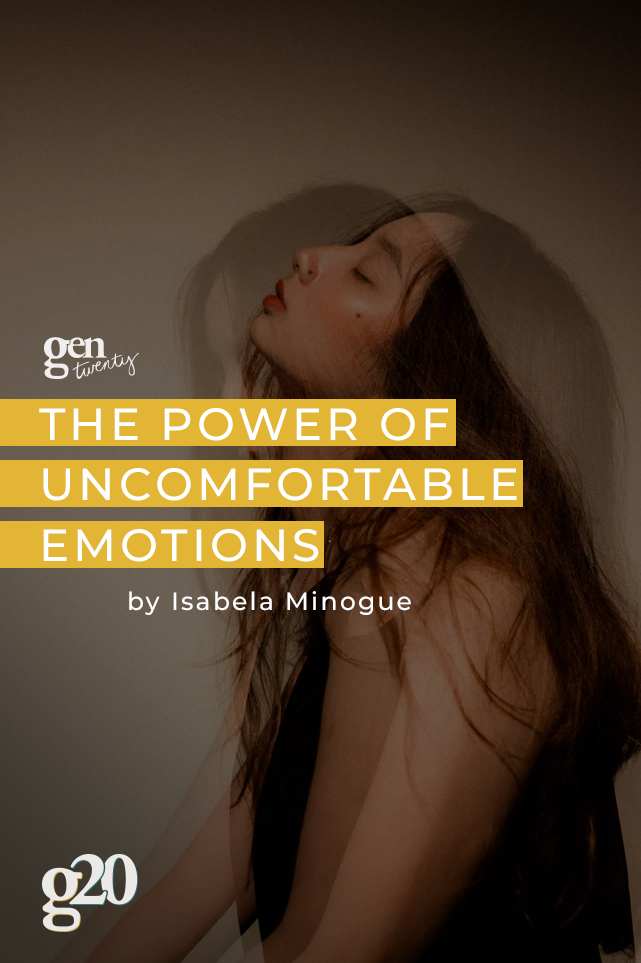 The Power of Uncomfortable Emotions