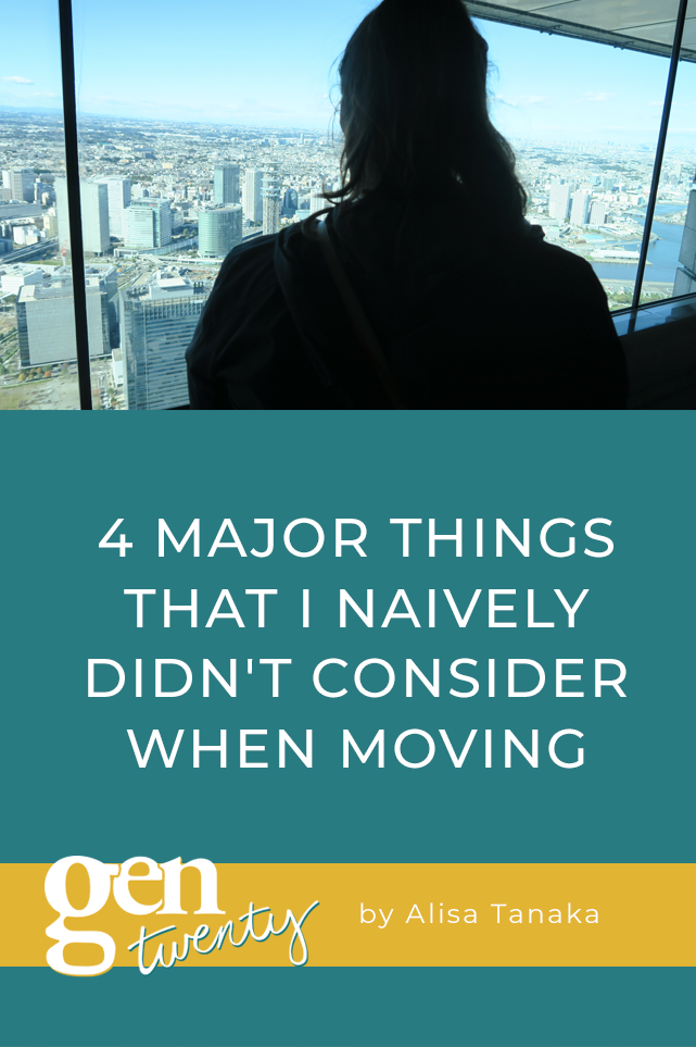 4 Major Things That I Naively Didn't Consider When Moving