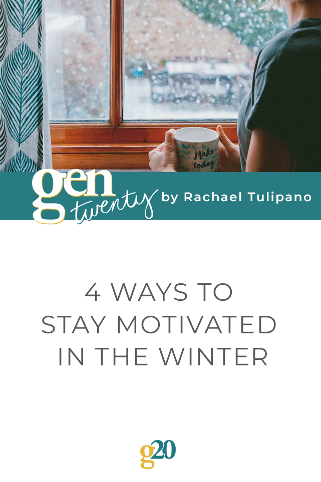 4 Ways To Stay Motivated In The Winter