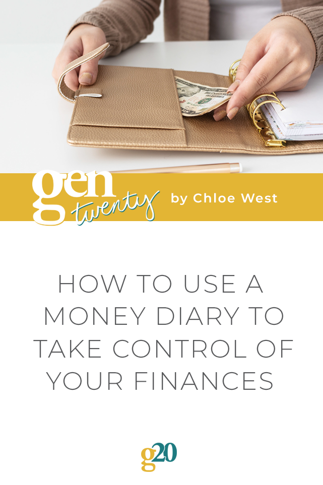 How To Use a Money Diary