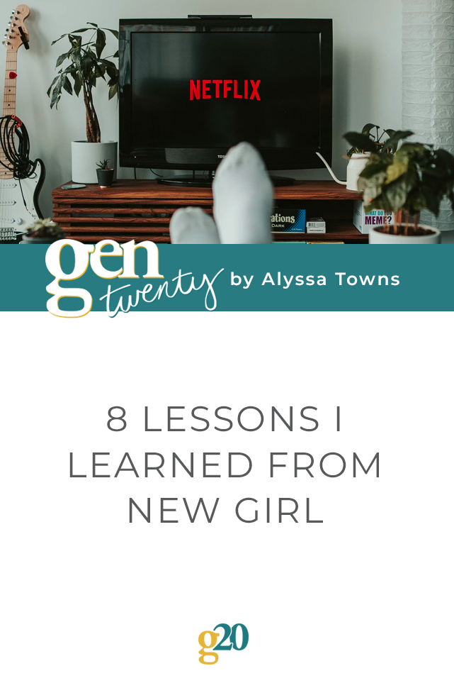 8 Lessons I Learned from New Girl