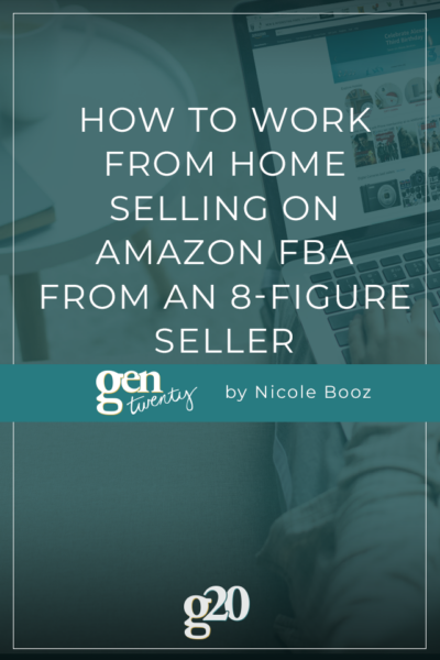 selling on amazon fba