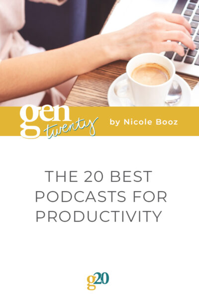 best podcasts for productivity